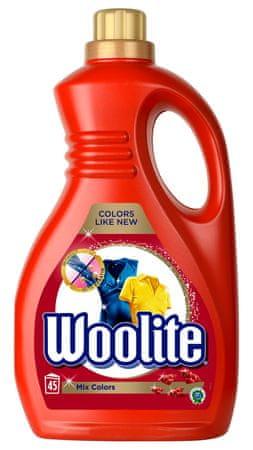 Woolite Mix Colors detergent, 2.7 l / 45 odmerkov pranja