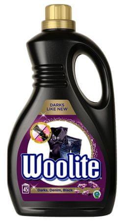 Woolite Dark, Black & Denim detergent, 2.7 l / 45 odmerkov pranja