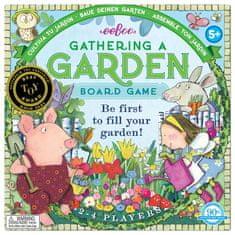 eeBoo Společenská hra Sázení zahrady