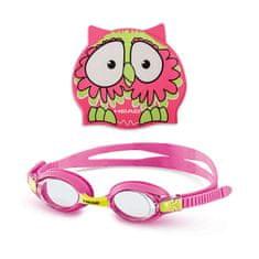 Head Sada METEOR detská - okuliare + čapica