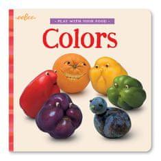 eeBoo První dětská knížka - Barvy
