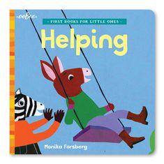 eeBoo První dětská knížka - Pomáháme si
