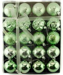 Seizis Set 20 koulí, světlezelené - 6 cm
