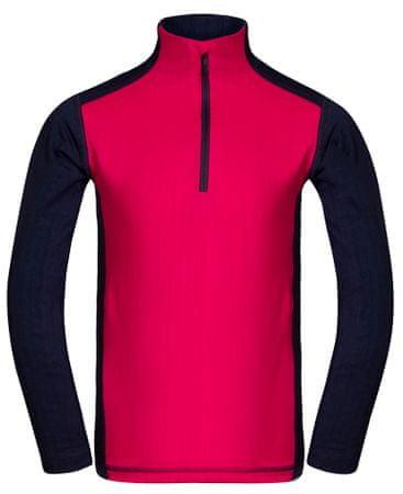 ALPINE PRO dětské tričko Signoro 150 růžová