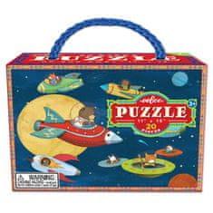 eeBoo Puzzle Vzlétnout a odletět 20 dílků
