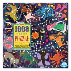 eeBoo Puzzle Zvěrokruh 1000 dílků