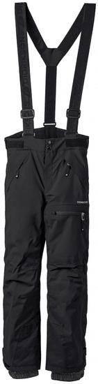 Didriksons1913 Chlapčenské nohavice ELTON 150 čierna