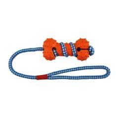 IMAC zabawka dla psa - gumowa kość, 10,5 cm