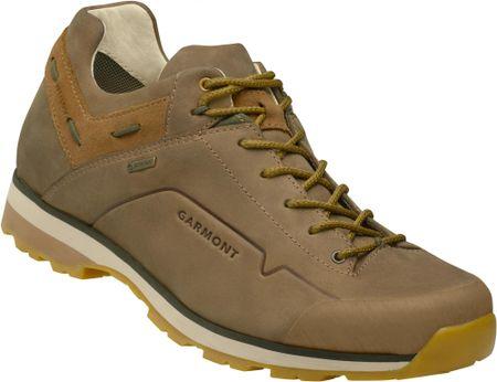 Garmont moški čevlji Miguasha LOW Nubuck FG Olive Green/Beige EU, 43, temno zeleni