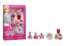 EP LINE Barbie - EDT 30 ml + souprava na manikúru