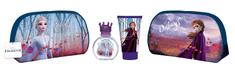 EP LINE Disney Frozen II - EDT 50 ml + sprchový gel 100 ml + kosmetická taštička