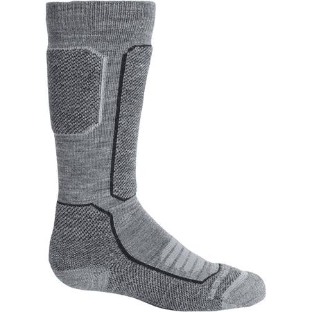 Icebreaker Dječje skijaške Merino čarape SKI+, 30 - 32, sive