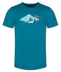 Loap Pánske tričko Belmount Oc Dephts Melange CLM1976-M31XM