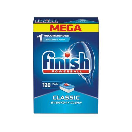 Finish Classic 120 db