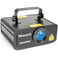 BeamZ  Ananke 600mW, RGB, 3D Laser
