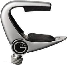 G7th  Newport 3-String Silver