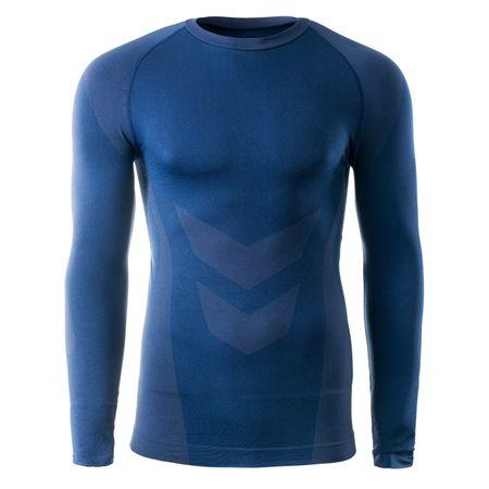 Hi-Tec moške spodnje hlače Zareen Bottom Insignia Blue/Sky Captain, M/L, modre