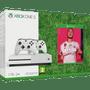 1 - Microsoft Xbox One S 1 TB + 2× brezžični krmilnik + FIFA 20