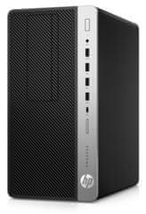 HP ProDesk 600 G5 MT namizni računalnik (7AC21EA) - Odprta embalaža