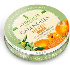 Kozmetika Afrodita Calendula Nutri, hranjiva univerzalna krema, 150 ml