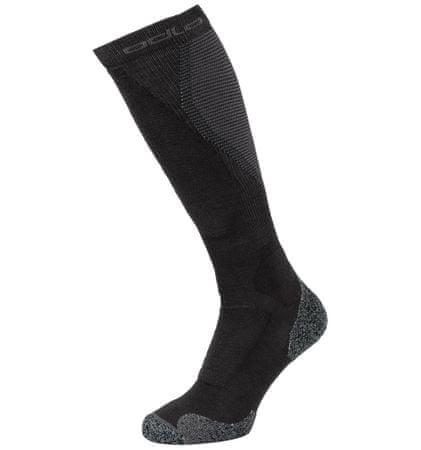 ODLO Over the calf Ceramiwarm nogavice Prob: 60056, 36 - 38, črne
