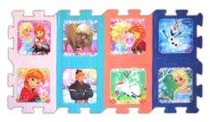 Trefl Penové puzzle Ľadové kráľovstvo - 2+