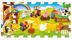 Trefl Penové puzzle Farma Fun - 0+