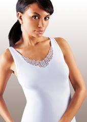 Dámská košilka Ailin plus white