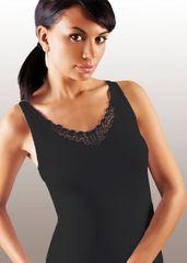 Dámská košilka Ailin plus black