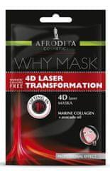 Kozmetika Afrodita Why Mask, 4D laser maska, 2x 6 ml