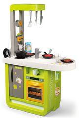 Smoby kuchnia elektroniczna Bon Appetit Cherry zielono-żółta