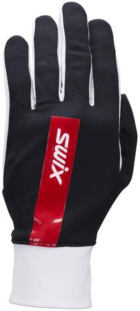 Swix rukavice Focus, 7, crna