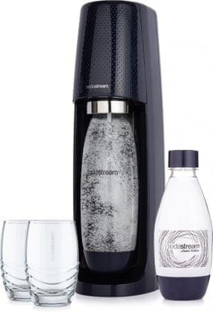 SodaStream ekspres do napojów gazowanych Spirit
