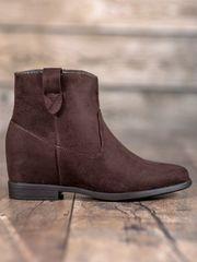 Filippo Kotníkové boty se skrytým podpatkem