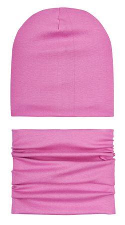 Garnamama otroški komplet, S, roza