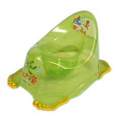 Tega Dětský nočník protiskluzový aqua zelený