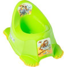 Tega Dětský nočník protiskluzový Safari zelený