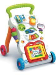 Baby Mix Dětské hrající edukační chodítko Baby Mix