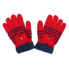 NEW BABY Dětské froté rukavičky New Baby červené