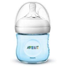 Philips Avent Kojenecká láhev Avent Natural 125 ml modrá