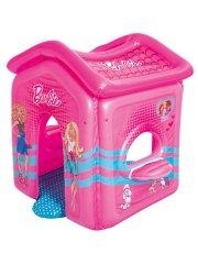 Bestway Dětský nafukovací domeček Bestway Barbie