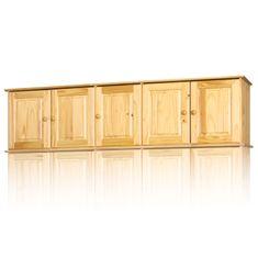 IDEA nábytok Nadstavec 5-dverový 8855 lak