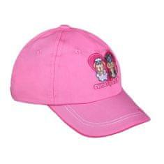 NEW BABY Letní dětská kšiltovka New Baby Sweet Pets tmavo růžová - 98 (2-3r)