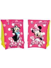 Bestway Dětské nafukovací rukávky Bestway Minnie pink