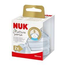 Nuk Savička Nature Sense Nuk S - 2 ks