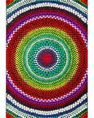 Merinos Kusový koberec Relief 22844-110 Multicolor