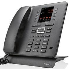 Gigaset -MAXWELL-C - bezdrôtový DECT IP telefón s šnúrovým slúchadlom pre DECT systémy N510 a N720