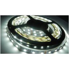 Elite LED páska SMD5050, studená bílá, 12V, 1m, 60 LED/m
