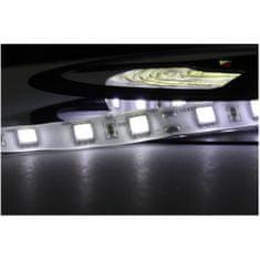 Elite LED páska SMD5050, bílá 8000K, 24V, 1m, IP54, 60 LED/m