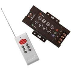 Elite eLite ovladač pro LED svítící pásky, 12-24V, RGB, RF